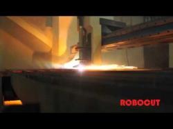Robocut Cnc Plazma Kesim Makinası