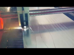 Duct Fabrication Plasma Cutting