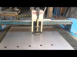 Çelik Kapı İmalatçıları İçin Plazma Kesim Makinesi