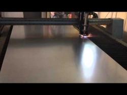 Havalandırma plazma kesim makinesi
